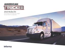 American Trucker - Trucking Group Marketing