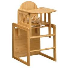 OBaby Cube Wooden Highchair Highchairs Mothercare Pip