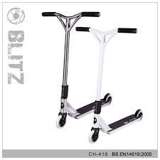 Blitz Pro Complete Scooter Stunt Trick Flow Custom
