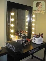 Makeup Vanity Table With Lights Ikea by 136 Best Diy Vanity Images On Pinterest Vanity Ideas Diy Vanity