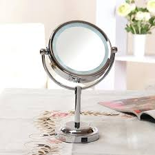 Desktop Magnifying Lamp Canada by Magnifying Mirror With Light Canada Lighted Makeup In Lamp U2013 Caaglop