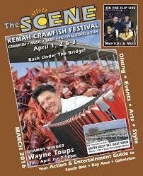Tommys Patio Cafe Webster Tx by The Scene Magazine March 2016 Front To Back By The Scene