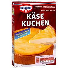 dr oetker käsekuchen 570 g de lebensmittel getränke