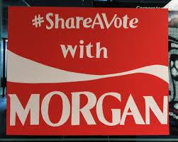 Shareavote Coca Cola Student Council Poster Campaign