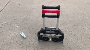 Magna Cart - Fix For Stuck Folded Wheels - YouTube Magna Cart Mci Personal Hand Truck Grey Amazoncouk Diy Tools Shop Magna Cart Alinum Rubber And Dolly At Lowescom Buy Flatform 109236 Only 60 Trendingtodaypw Handee Walmartcom Folding Convertible Trucks Sixwheel Platform Harper 150 Lb Capacity Truckhmc5 The Home Depot Northern Tool Equipment Relius Elite Premium Youtube Ff Hayneedle
