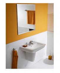 ideal standard eurovit plus 65 cm waschtisch weiß