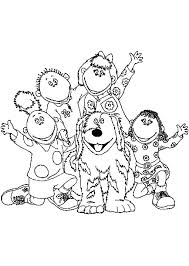 Cbeebies Colouring Pages To Print 18 BBC Tweenies Coloring