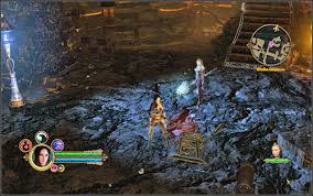 dungeon siege 3 side mission cogs and wheels act 3 dungeon siege iii
