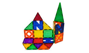 Picasso Magnetic Tiles Vs Magna Tiles by Picasso Tiles 3d Magnetic Building Block Sets Groupon