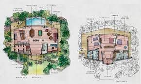 104 Tree House Floor Plan House Punta Sayulita Mexico