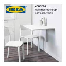IKEA Norberg Folding Table Dining Table Wall Mounted Drop Leaf Table,  White, 74x60cm Kids Folding Table And Chairs Drop Leaf Ding Fold Wall Mounted Seat Slidestudioco Ihambing Ang Pinakabagong Dolado Bathroom Folding Chair Wall Mounted Fold Up Padded Shower Seat With Back Arms Grey 4000 Series 04230p Jiu Si Chairfolding Lunch Break Bed Teak Down Gappo Seats Solid Wood Happybath Deluxe With Legs Mesh One Mount Mylite Details About 18 Bath Bench Sante Blog