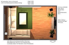wohnzimmer unauffällig akustisch oprimieren akustik hifi