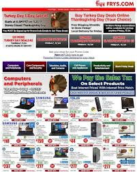 Fry's Electronics 2018 Black Friday Ad | Online Shopping ...