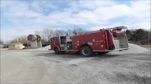 100 Pierce Fire Trucks For Sale 1991 Crew Cab Fire Truck For Sale Noreserve Internet