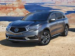 2017 Acura MDX Sport Hybrid goes on sale in April for $52 935
