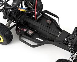 Losi XXX-SCT 1/10 2WD Electric Brushless RTR Short Course Truck ...