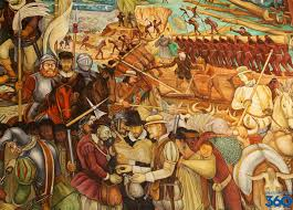 David Alfaro Siqueiros Famous Murals by Mexican Muralists Lessons Tes Teach