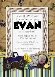 Slightly Askew Designs: Monster Truck Party Birthday Monster Truck Invitations Free Templates Grave Printable Party Fresh 9 Best Trucks Blaze And The Machines Trend Jam 3d Birthdayexpress Com 3 Year Old Cstruction With Printables Vip Guest Pass Printable Insert Instant Outstanding Images Inspirational E Three Awesome