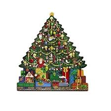 Christmas Tree Amazon Prime by Amazon Com Byers U0027 Choice Christmas Tree Advent Calendar Ac02