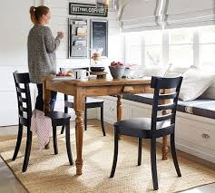 Pottery Barn Dining Room Tables Banks Extending Table 2
