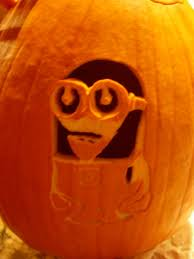 Minion Pumpkin Carvings by K C U0027s Ramblings Pumpkin Carving Extravaganza 2011