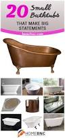 45 Ft Bathtub by 20 Best Small Bathtubs To Buy In 2017