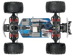 100 Traxxas Nitro Rc Trucks TMaxx 33 Radio Controlled Truck For Sale Online EBay