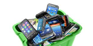 Mobile phone recycling made easy