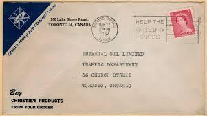 Postal History Corner 2 Canada Domestic Local Letter Rates 1851