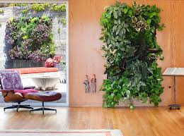 8 Living Walls And Vertical Gardens To Bring A Touch Spring