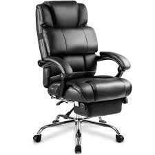 Amazon.com: Merax Portland Technical Leather Big & Tall Executive ... Highback Big And Tall Office Chair 400lbs Ergonomic Pu Leather Balans 3d Office Chair Ergo Balance Kos Ireland 15 Best Chairs And Homeoffice 2019 Fabric Desk Fabrics Posture Mandaue Foam Philippines Guide How To Buy A Top 10 The For Digital Trends 12 To Include In Your Keribrownhomes Neutral Seating Accsories