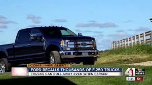Ford Recalls Trucks That Could Roll When Parked - YouTube Ford Recalls 2017 Super Duty Explorer Models Recalls 143000 Vehicles In Us Cluding F150 Mustang Doenges New Dealership Bartsville Ok 74006 For Massaging Seats Transit Wagon For Rear Seat Truck Safety Recall 81v8000 Fordificationcom 52600 My2017 F250 Pickup Trucks Over Rollaway Risk Around 2800 Suvs And Cars Flaws 12300 Pickups To Fix Steering Faces Fordtruckscom Confirms Second Takata Airbag Death Fortune More Than 1400 Fseries Trucks Due Airbag The Years Enthusiasts Forums