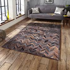 amerikanischen stil luxus rindsleder haut pelz patchwork teppich für wohnzimmer dekoration fell esszimmer teppich villa teppich