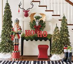Christmas Trees Indoor Decor