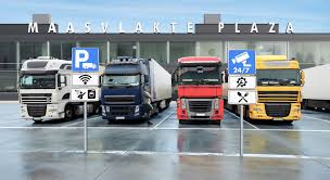 100 Nearby Truck Stop Maasvlakte Plaza Port Of Rotterdam
