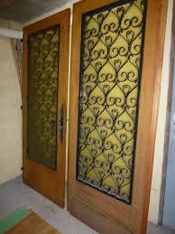 porte entree vantaux ordinaire porte d entree fer forge 2 porte vantaux x