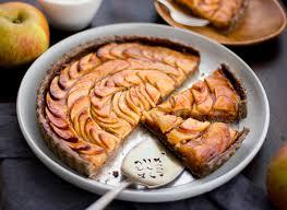 Apple Quince Tart With Gluten Free Buckwheat Crust O The Bojon Gourmet