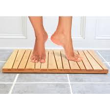 Bamboo Bath Caddy Nz by Bamboo Shower Mat Or Floor Mat At 25 Discount