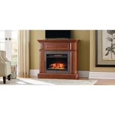 Decor Flame Infrared Electric Stove by Hampton Bay Blaise 20 In Infrared Quartz Electric Fireplace Log