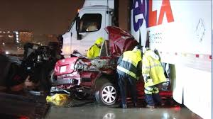 Wet, Windy Storm Triggers Hazardous Conditions On Bay Area Roadways ... Fedex Driver Ejected From Truck After A Car Runs Stop Sign Victor A Driver Died Early Thursday Morning After An Accident With Killed Plunges Off Bridge Nbc 5 Dallas Acquires 100 Cng Trucks Installs Station In Oklahoma Truck Spills Packages Overturning On Nj Highway Uta Says Human Error Caused Crash Between Frontrunner Accident Volving Youtube Photos Crashes Spilling Boxes Onto Abc7nycom Twocar Injures Four Juveniles Causes To Into Man Detained For Questioning Hits Kills Bicyclist Filefedex Express The Snow 110209 Memphis Tnjpg Of Delivery Dead Crashing Stopped