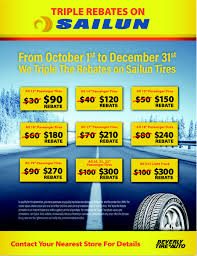 100 Truck Tire Deals Its Winter Time Get The You Need On Sailun Winter S