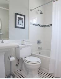 Pedestal Sink And White Porcelain Tiles For Tiny Bathroom Designs ... 50 Small Bathroom Ideas That Increase Space Perception Modern Guest Design 100 Within Adorable Tiny Master Bath Big Large 13 Domino Unique Bathrooms Organization Decorating Hgtv 2018 Youtube Tricks For Maximizing In A Remodel Shower Renovation Designs 55 Cozy New Pinterest Uk Country Style Simple Best