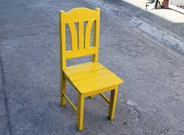 100 Dining Chairs Painted Wood How To Paint An Old En Chair 10 Steps With Pictures