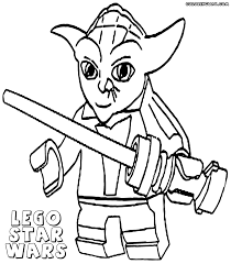 Lego Star Wars Coloring Pages Photographic Gallery Book