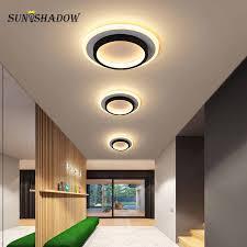 18w 20w led decke licht square acryl moderne decken