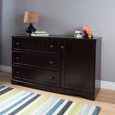 South Shore White Dressers by South Shore Savannah 3 Drawer Dresser With Door Multiple Finishes
