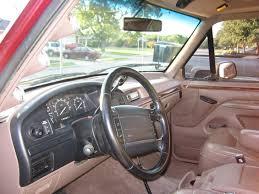 1996 Ford Bronco Interior picture