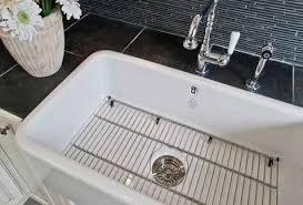 shaws handcrafted sink grid 3 handmade by shaws of darwen
