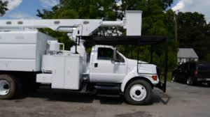 100 Forestry Bucket Truck For Sale 2006 D F750 Altec Sn 294238 Part 2 By