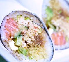 Sushi Burrito | Fresh-made Sushi Rolls Of Joy Whites Mercantile On Twitter Todays Food Truck Is Sushiburri Torontos Newest Sushi Burrito Arcadia Food Truck Music Fest So Delicious Have You Tried The Sushi Burrito Charlotte Agenda Toronto 33 Photos 16 Reviews Trucks Funk Seoul To Open Bricksandmortar Location Akita San Jose Roaming Hunger Taste Test Sushiburrito Carrboro Offline Foodoko Opened Today Offering Burritos And Poke Bowls In Lake X Truffle Fries Pinterest Truffle The Best Trucks Campus Innis Herald Sushirrito Obsessive Cooking Disorder